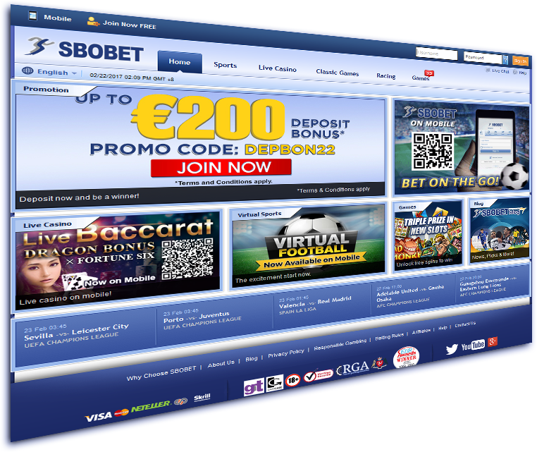Football Sbobet Betting Strategy and tips