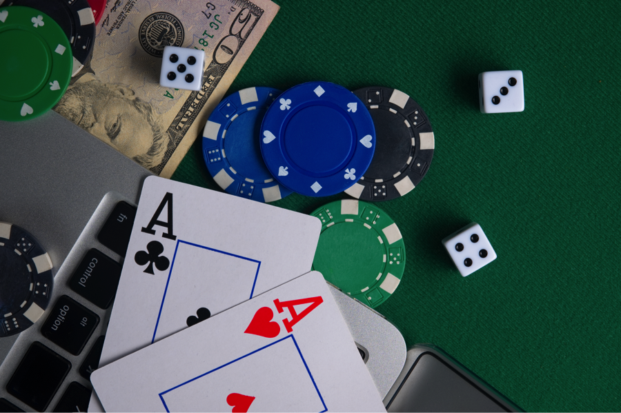 Eight Very Simple Things You Can Do To Save Time With Online Casino