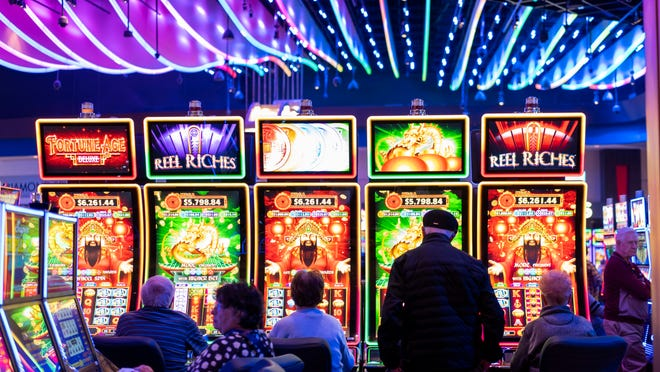 Five More Cool Instruments For Slot Betting